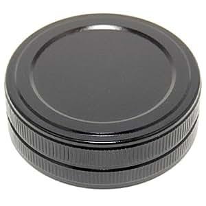 Metall Filter Container Stack Cap für 77mm Filter