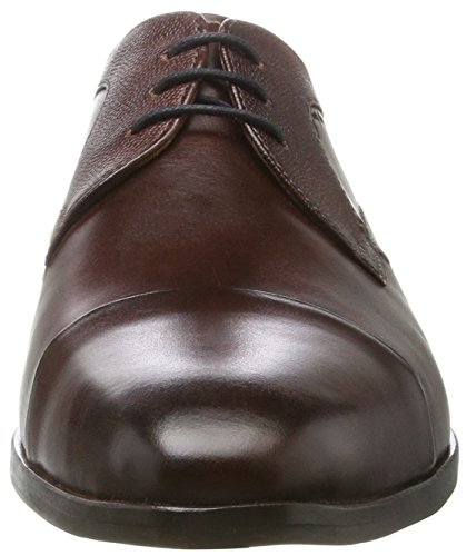 Daniel Hechter Herren 811365011100 Derbys Braun (Dark Brown)