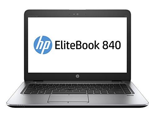 HP EliteBook 840 G3 (14 inch) Notebook PC Core i5 (6300U) 2.4GHz 8GB 256GB SSD WLAN BT Webcam Windows 10 Pro 64-bit (HD Graphics 520)