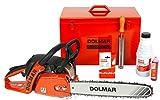Dolmar PS420SC-38X Benzin-Kettensäge mit Koffer