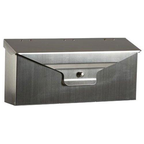 Solar Group Dwhoss01 D-elegance Boîte aux lettres en acier Argenté