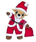 Santa Claus Teddy Bear outfit (40,6cm)