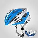 ZSLLO ZSLLO Leichter Fahrradhelm Ultraleicht Fahrradhelm Wasserdicht Camping Fahrrad Sport Helm Sicherheit Outdoor