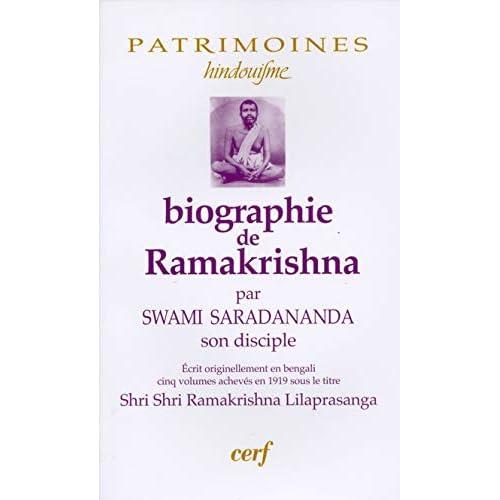 Biographie de Ramakrishna