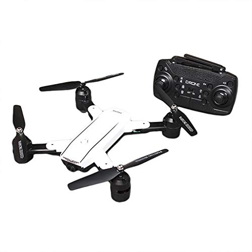 SUNFANY ZD5 Drone4K Hd Kamera 2.4Ghz 4Ch WiFi FPV Optischer Fluss Doppelkamera Quadcopter Drohne - Weiß