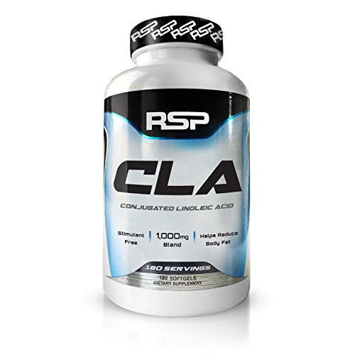 Rsp Nutrition CLA - 180 Softgels