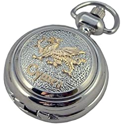 A E Williams 5824TT ladies pendant/handbag watch