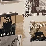 StoffHandwerker Dekostoff - Safari