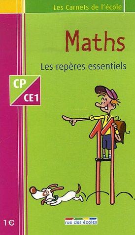 Maths CP-CE1 : Les repères essentiels