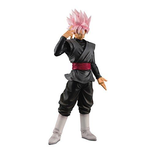 Banpresto Dragon Ball super Grandista Resolution of Soldiers SUPER SAIYAN ROSE Goku black