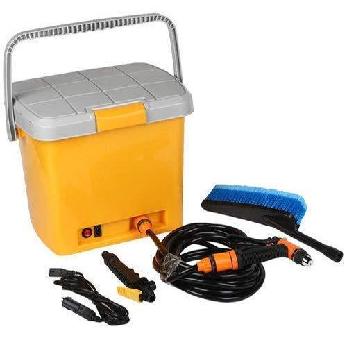 Toriox Portable 12V DC Electric High Pressure Automatic Car/Bike Washer...