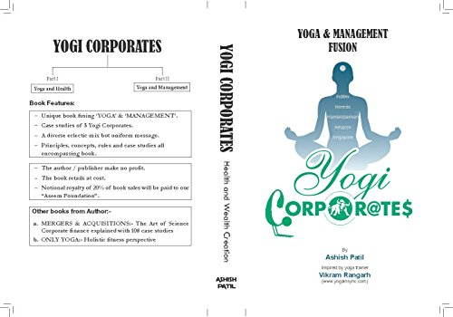 Yogi Corporates (English Edition) eBook: Ashish Patil ...