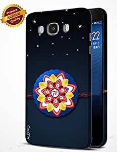 Samsung Samsung Galaxy J5 (2016) Printed Mobile Cover / ALDIVO Raksha Bandhan Designed Premium Quality Printed Mobile Back Cover For Samsung Samsung Galaxy J5 (2016)