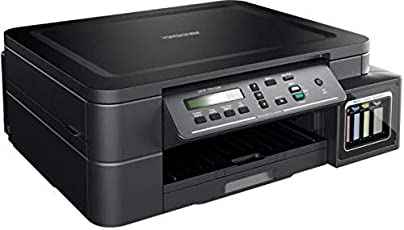 Brother T510W All-in-One Inkjet InkTank Printer with WiFi