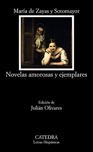Novelas amorosas y ejemplares: 482 (Letras Hispánicas)