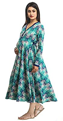 ANAYNA Women's Materinity Dress