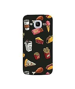 Kaira High Quality Printed Designer Soft Silicone Back Case Cover For Samsung Galaxy J2 (2016)(271)