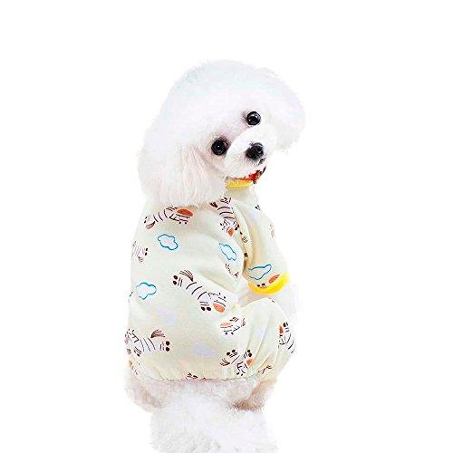 Ropa Perro, AIMEE7 Ropa para mascotas Gruesa y abrigada Ropa Otoño Invierno Cuatro piernas Ropa para perros Ropa para el hogar del perrito