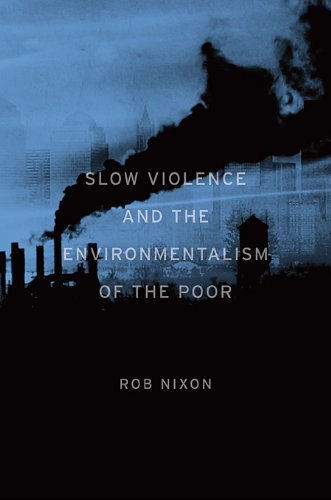 Slow Violence and the Environmentalism of the Poor by Rob Nixon (5-Mar-2013) Paperback