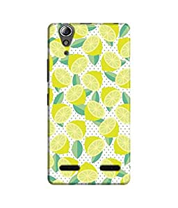 "NH10 DESIGNS 3D PRINTING DESIGNER HARD SHELL POLYCARBONATE ""PATTERN"" PRINTED SHOCK PROOF WATER RESISTANT SLIM BACK COVER MATT FINISH FOR LENEVO A6000"