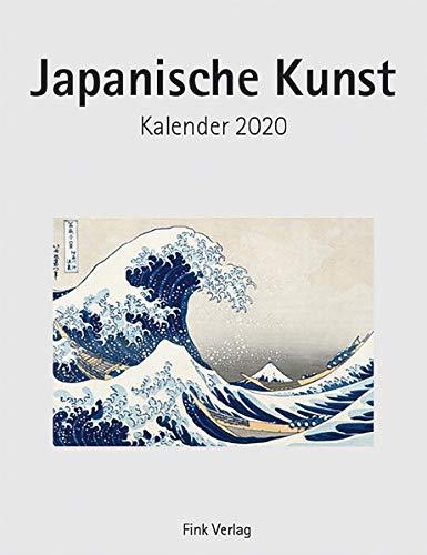 Japanische Kunst 2020: Kunst-Einsteckkalender