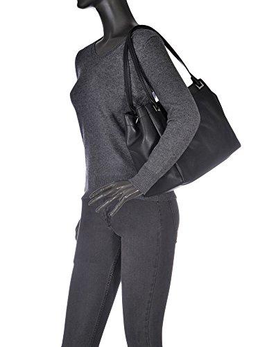 Venta Finishline Del Espacio De Salida Esprit borsa a spalla 37 cm Black La Cantidad De La Venta En Línea Envío Libre Barato eelWi