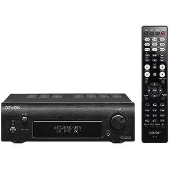 Denon DRA-F109DAB Digital-Kompakt-Receiver (2x 65 Watt