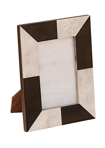 souvnear-hecho-a-mano-marco-de-fotos-4-x-6-resina-y-madera-dm-alternate-geometrico-patron-trapezoida