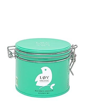 Lov Organic - Rooibos Amande - Sans Caféine - Vrac 100G