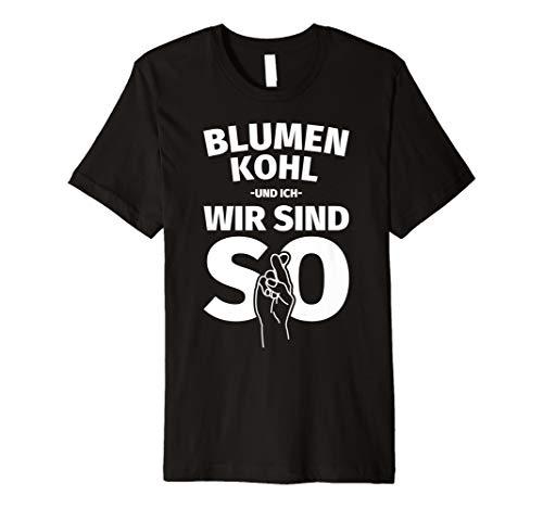 Blumenkohl Geschenke Blumenkohl-Liebhaber T-Shirt