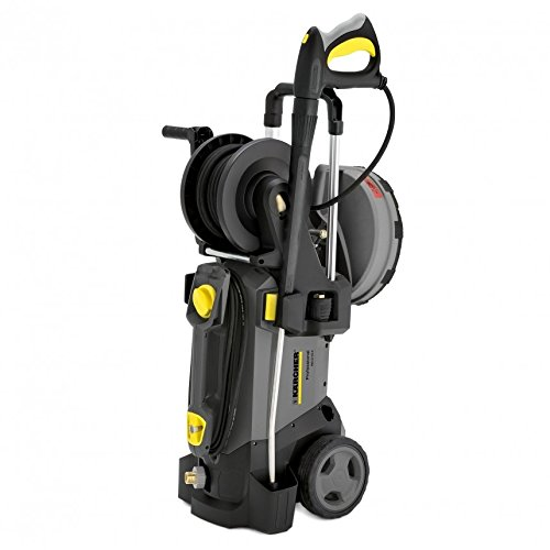 Kärcher HD 5/15 CX Plus + FR Classic Upright Electric 500L/H Black, Grey, Yellow Pressure Washer - Pressure Washers (Upright, Electric, 15 m, 5 m, black, grey, Yellow, 500 l/h) - Holz Profi-reiniger