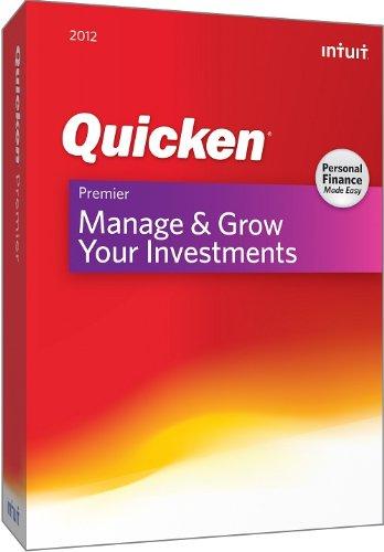 Intuit Quicken Premier 2012 [Old Version]