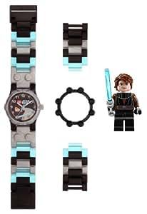 LEGO - Star Wars Montre avec la figure de Luke Skywalker