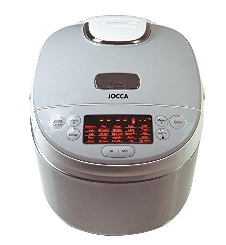 Jocca 5527 - Robot de cocina, 4 l, color blanco