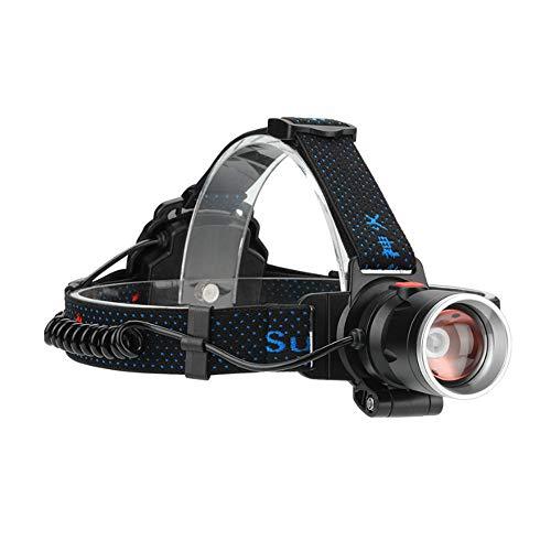 Stirnlampe,Kopflampe,Stirnleuchte,Scheinwerfer Led Taschenlampe Supfire Hl08 Scheinwerfer Zoom Laterne Kopf Taschenlampe Licht Linterna für Fenix Sofirn Nicron Olight Lampe