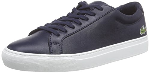 Lacoste Herren L.12.12 116 1 CAM Low-Top, Blau (NAVY 003), 42.5 EU
