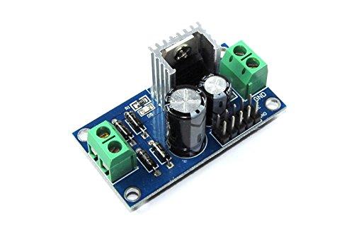 LC Technology 12V Reglermodul LM781215 - 20V Schraube DC AC -