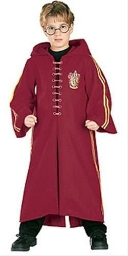 Rubies Harry Potter Deluxe Quidditch Robe Costume ()