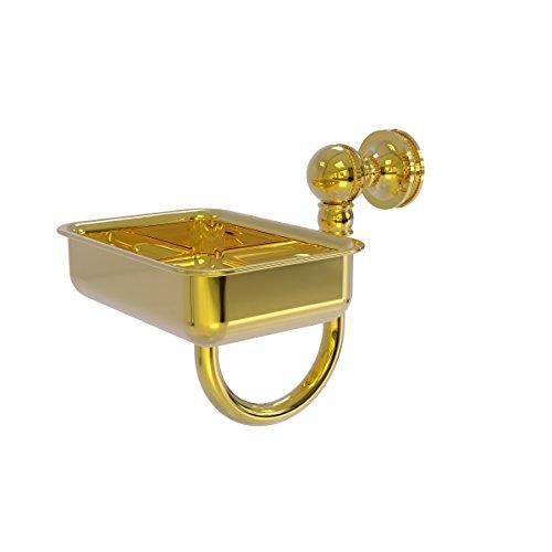 Allied Brass Mambo Collection Wall Mounted Soap Dish - MA-32-UNL -