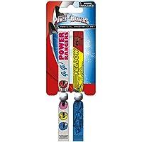 Power Rangers - Classic, Ranger Colours Pulsera (10 x 2cm)