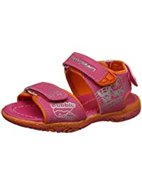 59d1b404a71c1c Bubblegummers Girl s Carlos Blue Indian Shoes - 11 Kids UK India (29 EU)