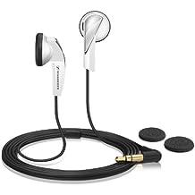 Sennheiser MX 365 - Auriculares in-ear, blanco