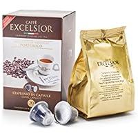 CAPSULE EXCELSIOR PORTORICO- Dispenser 20 capsule Nespresso compatibili