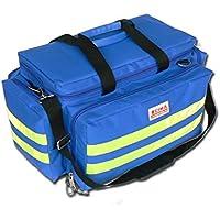 GIMA Smart Bag, tamaño mediano, color azul, emergencia, trauma, rescate, médico, primeros auxilios, enfermera, bolsa de bolsillo paramédica, 55 x 35 x 32 cm