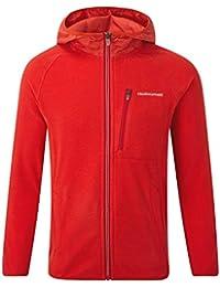 Craghoppers Boys & Girls Pro Lite Fleece Hybrid Cool Stretch Jacket