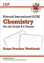 Grade 9-1 Edexcel International GCSE Chemistry: Exam Practice Workbook (includes Answers)