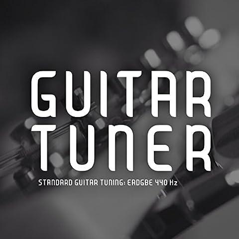 Guitar Tuner : B (Acoustic)