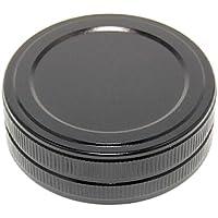 Conteneur de filtres 58mm - Offre une parfaite protection contre des dommages de toutes sortes.