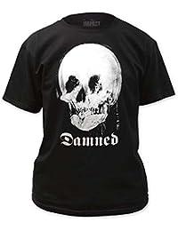 The Damned Mirror Skull T-Shirt