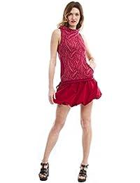 Zergatik Camiseta Mujer GAZI_SS17